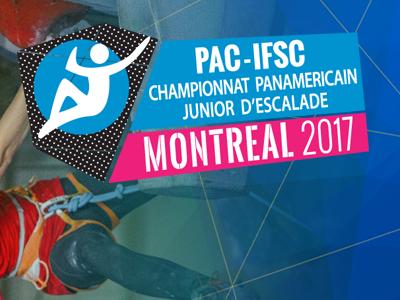 Championnat Panaméricain Junior d'Escalade